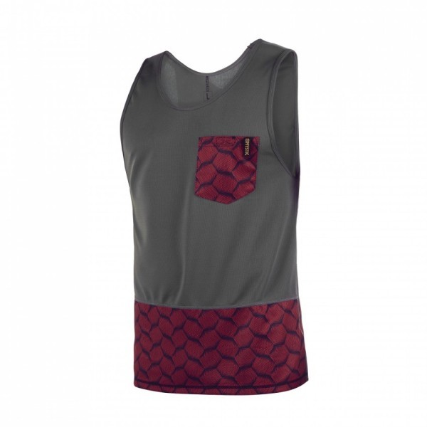 MYSTIC SUPREME TANKTOP Quickdry - Dark Red