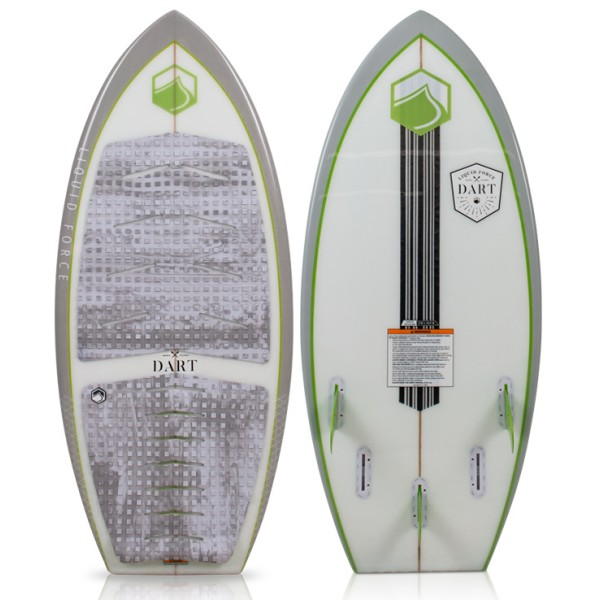 LIQUID FORCE DART 2019 WAKESURF 3'10