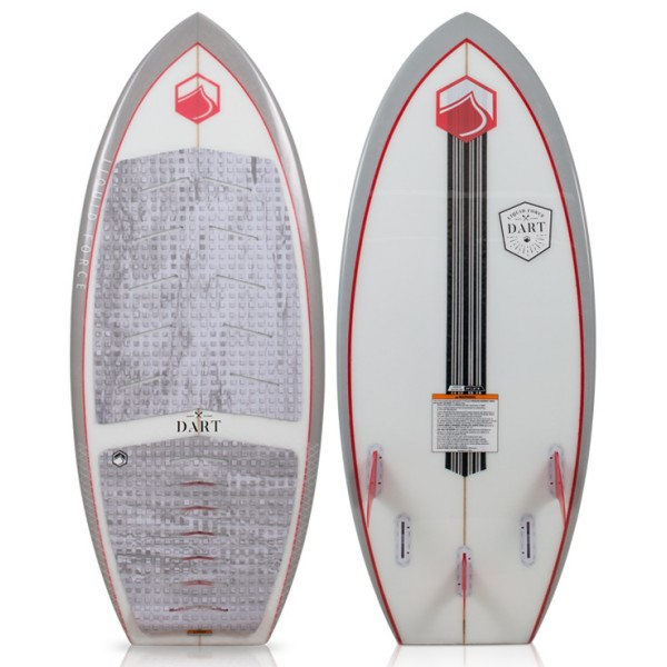 LIQUID FORCE DART 2019 WAKESURF 4'4