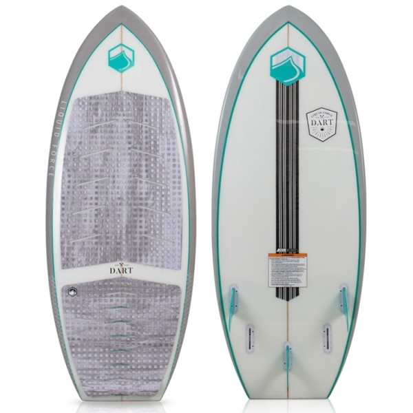 LIQUID FORCE DART 2019 WAKESURF 4'8