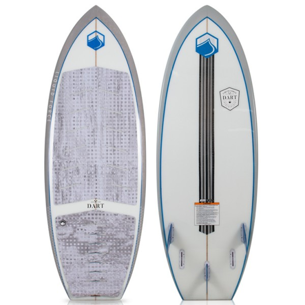 LIQUID FORCE DART 2019 WAKESURF 5'3
