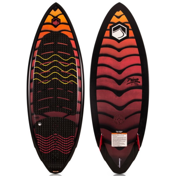LIQUID FORCE PRIMO 2019 WAKESURF 5