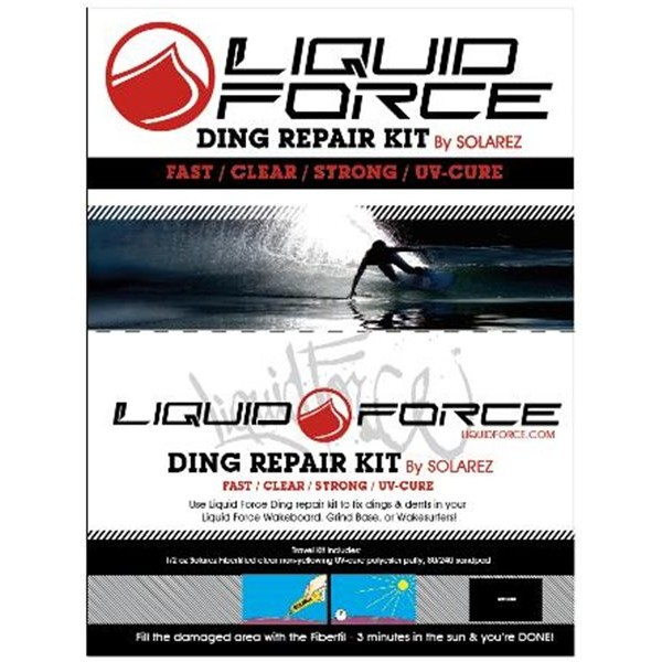 Liquid Fore POLY kit za popravilo wakesurf desk