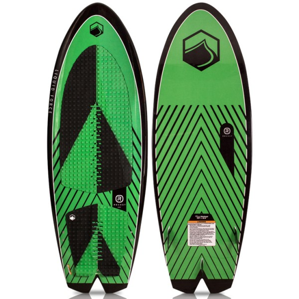 LIQUID FORCE ROCKET 2019 WAKESURF 4'8