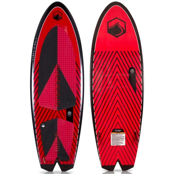 LIQUID FORCE ROCKET 2019 WAKESURF 5'4