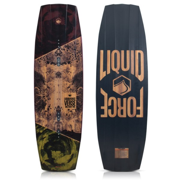 LIQUID FORCE VERSE 2018 WAKEBOARD