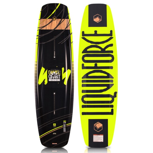 LIQUID FORCE ECLIPSE 2019 155cm WAKEBOARD