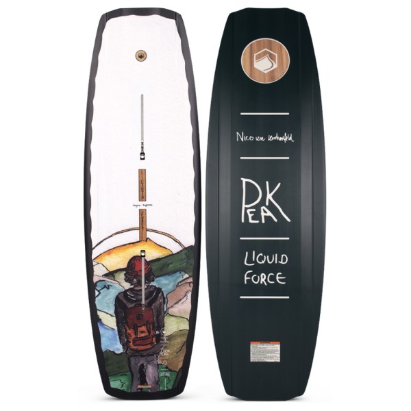 LIQUID FORCE PEAK 2020 WAKEBOARD 142 cm