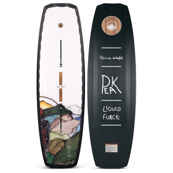 LIQUID FORCE PEAK 2020 WAKEBOARD 146 cm