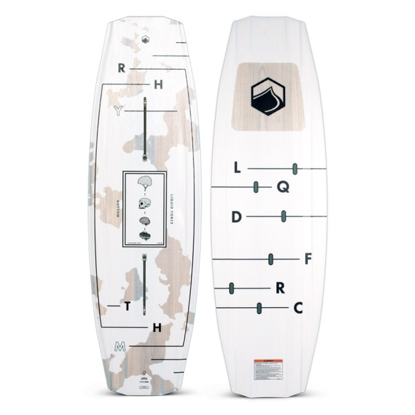 LIQUID FORCE RHYTHM 2020 WAKEBOARD 140 cm