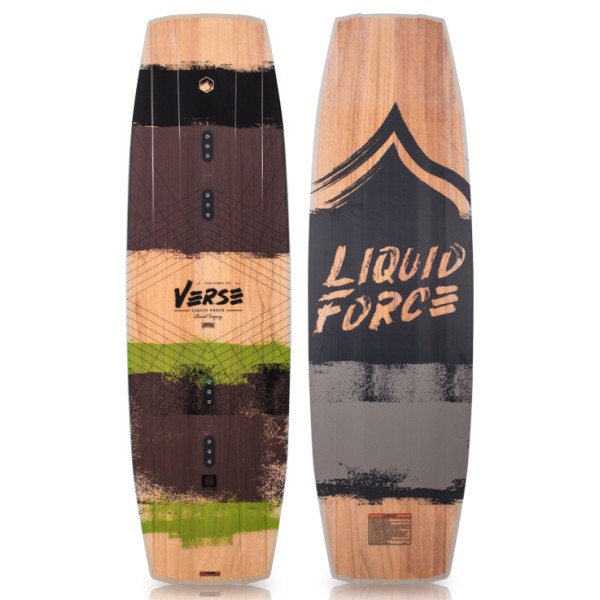 LIQUID FORCE VERSE 2019 146 cm