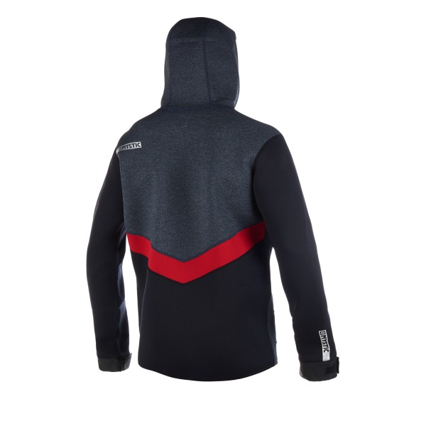 MYSTIC VOLTAGE SWEAT NEOPRENSKA JAKNA - Navy/Red