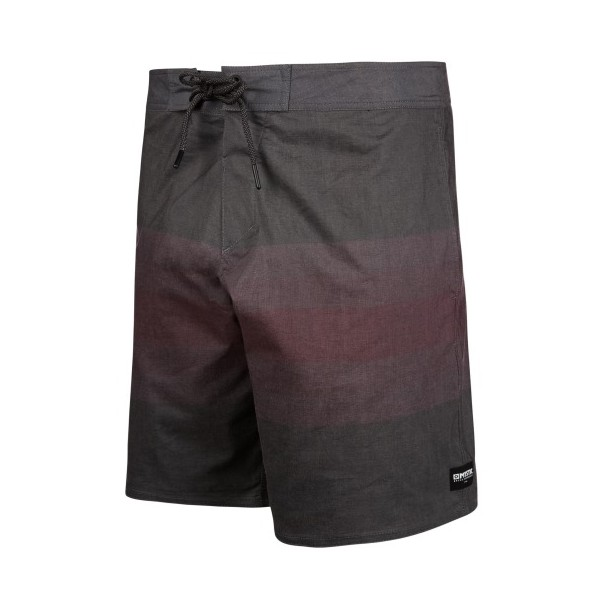 MYSTIC POPE BOARDSHORT - Oxblood Red