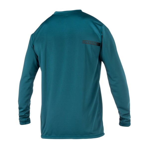 MYSTIC STAR L/S Quickdry - Teal - back