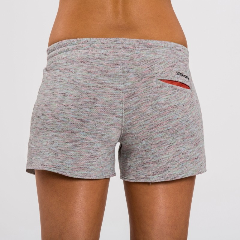 MYSTIC LIGHTENING SWEATSHORT - Siva
